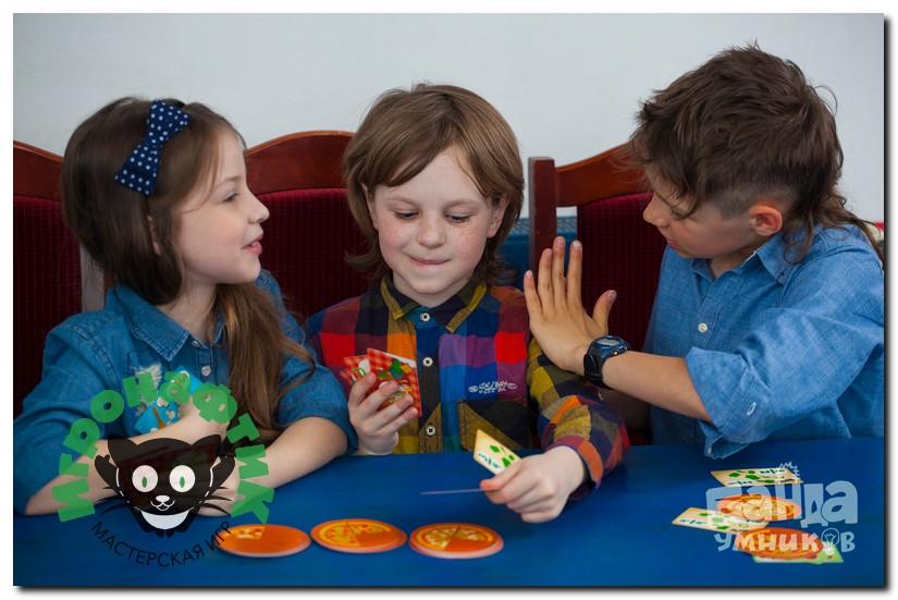 Лучшие обучающие настольные игры для детей