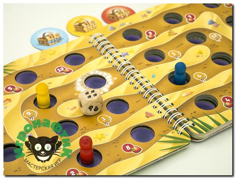 Лучшие настольные игры для детей от 5 лет