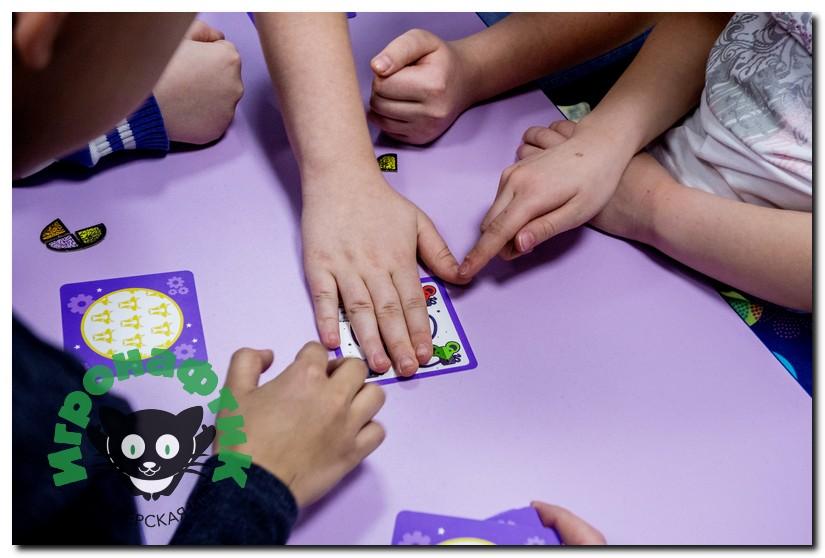 Настольные игры для детей: развиваемся – играя